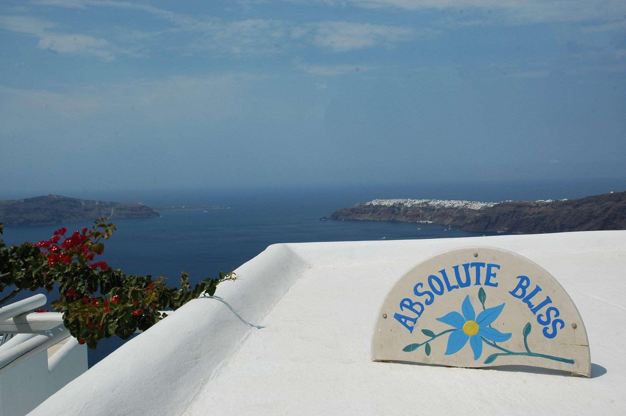 Absolute Bliss Hotel, Santorini
