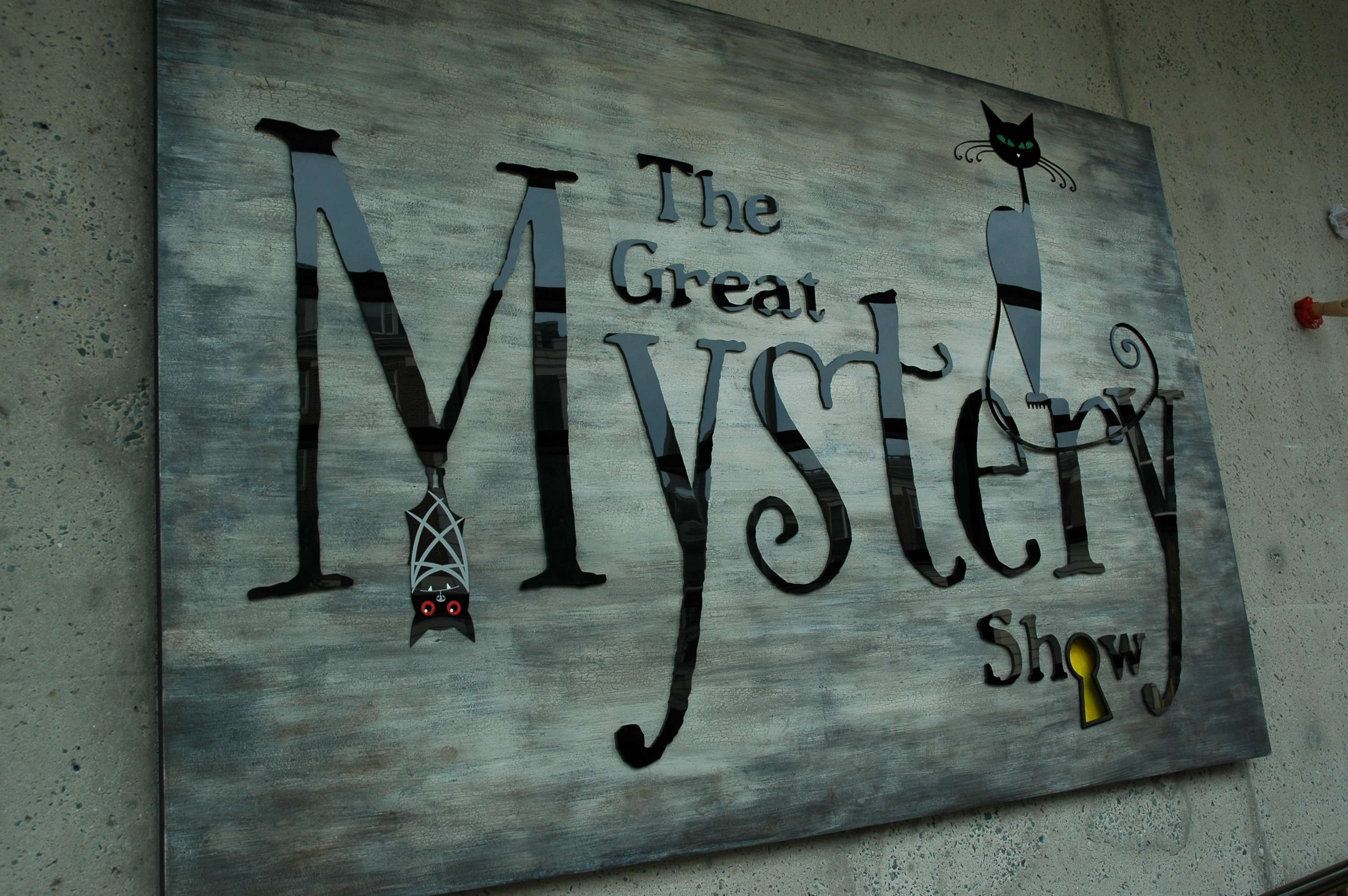 The Great Mystery Show at the American Visionary Art Museum