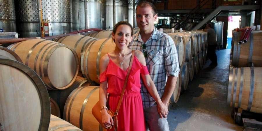 Gaia Wines, Santorini