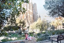 La Sagrada Família by day