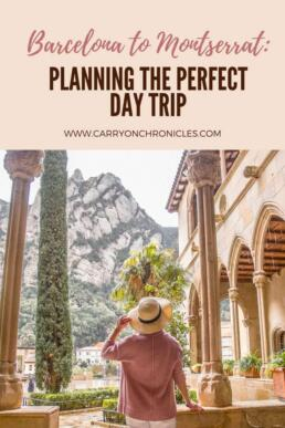 Barcelona to Montserrat: Planning the Perfect Day Trip
