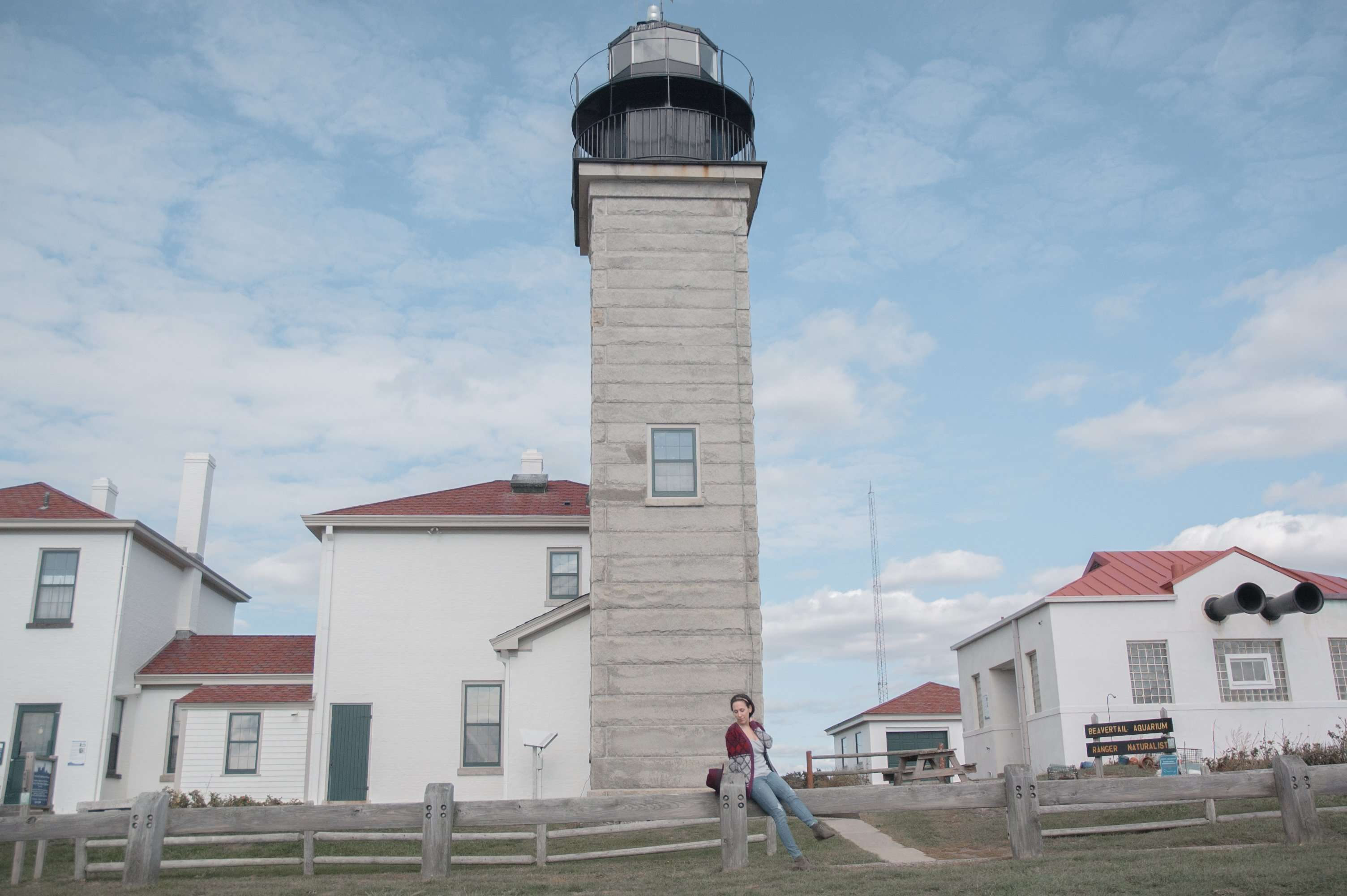 Beavertail Lighthouse & Museum
