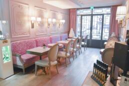 Breakfast Room at La Maison Favart