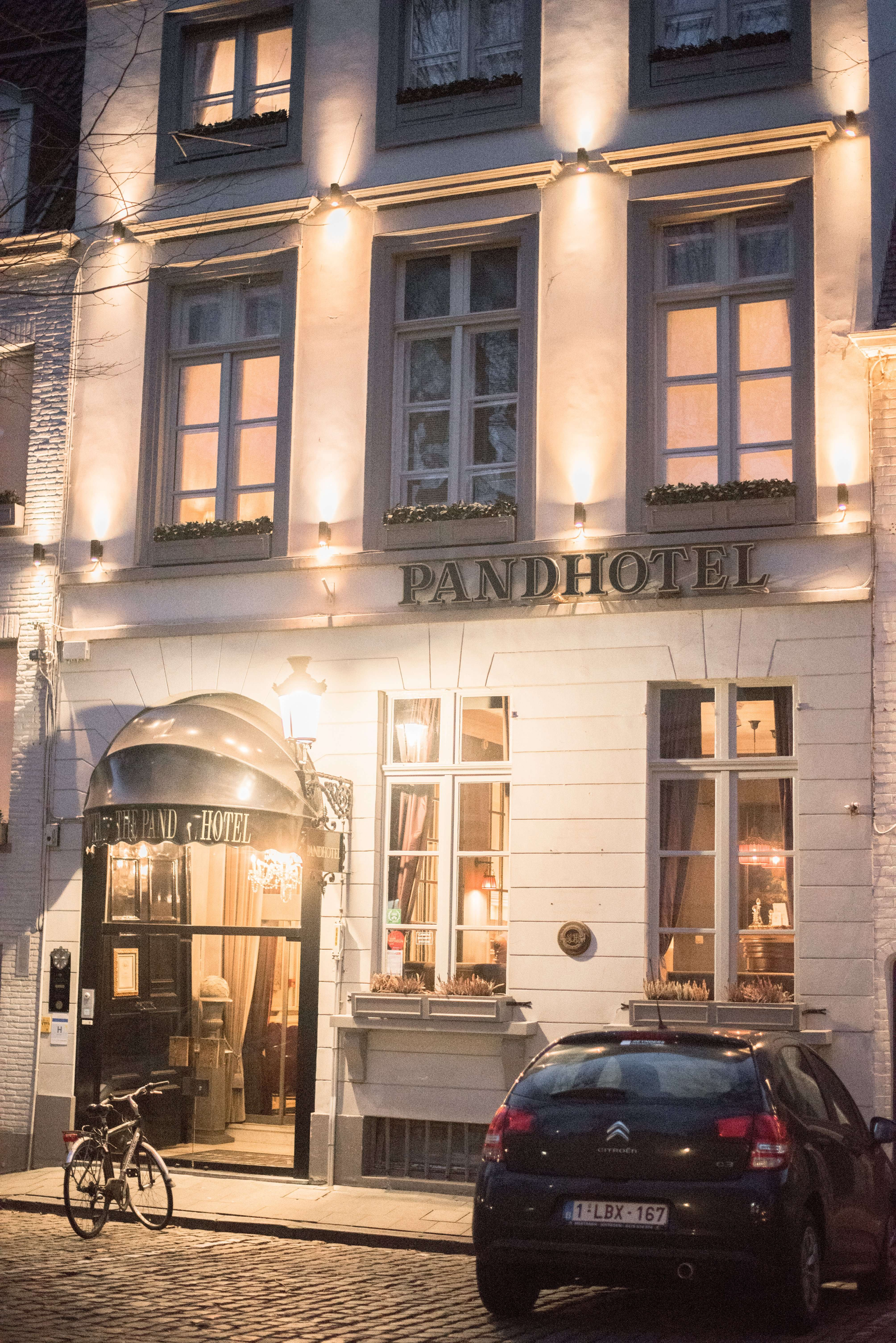 The Pand Hotel, Bruges