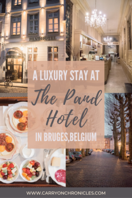 A Luxury Stay at The Pand Hotel