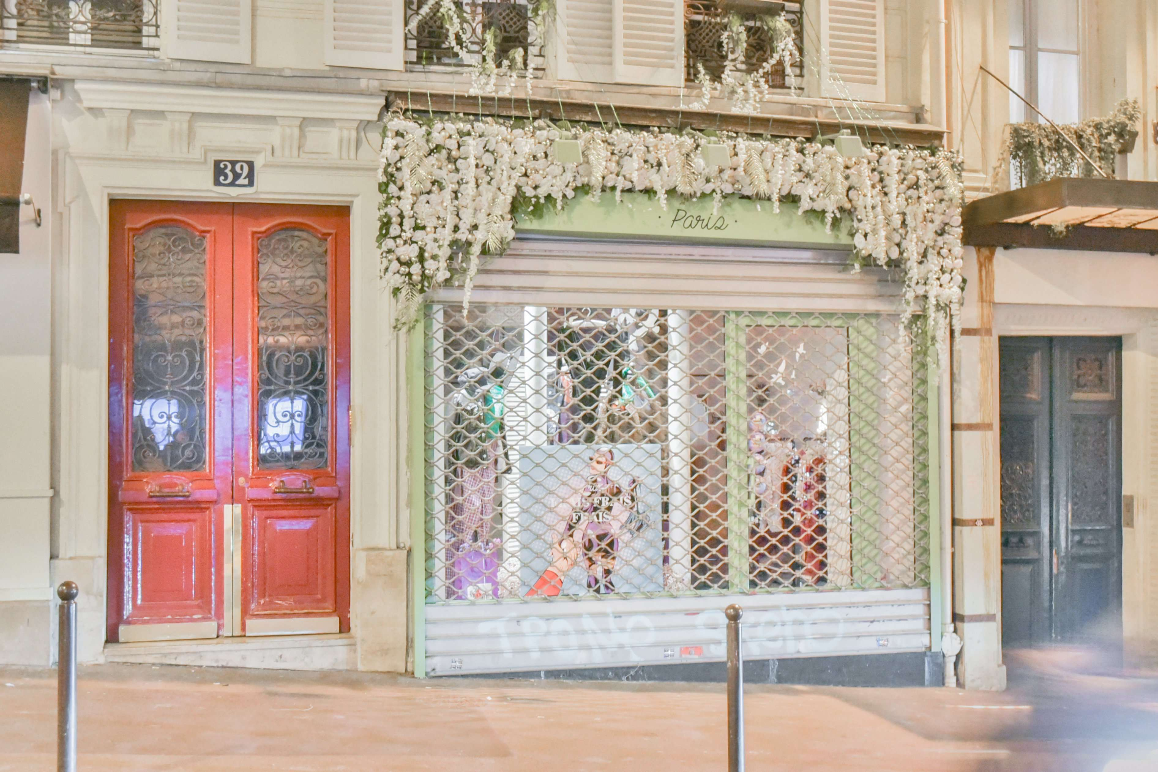 Cute shop off Rue de Martyrs