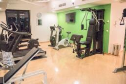 Fitness Center at Le Châtelain Brussels Hotel