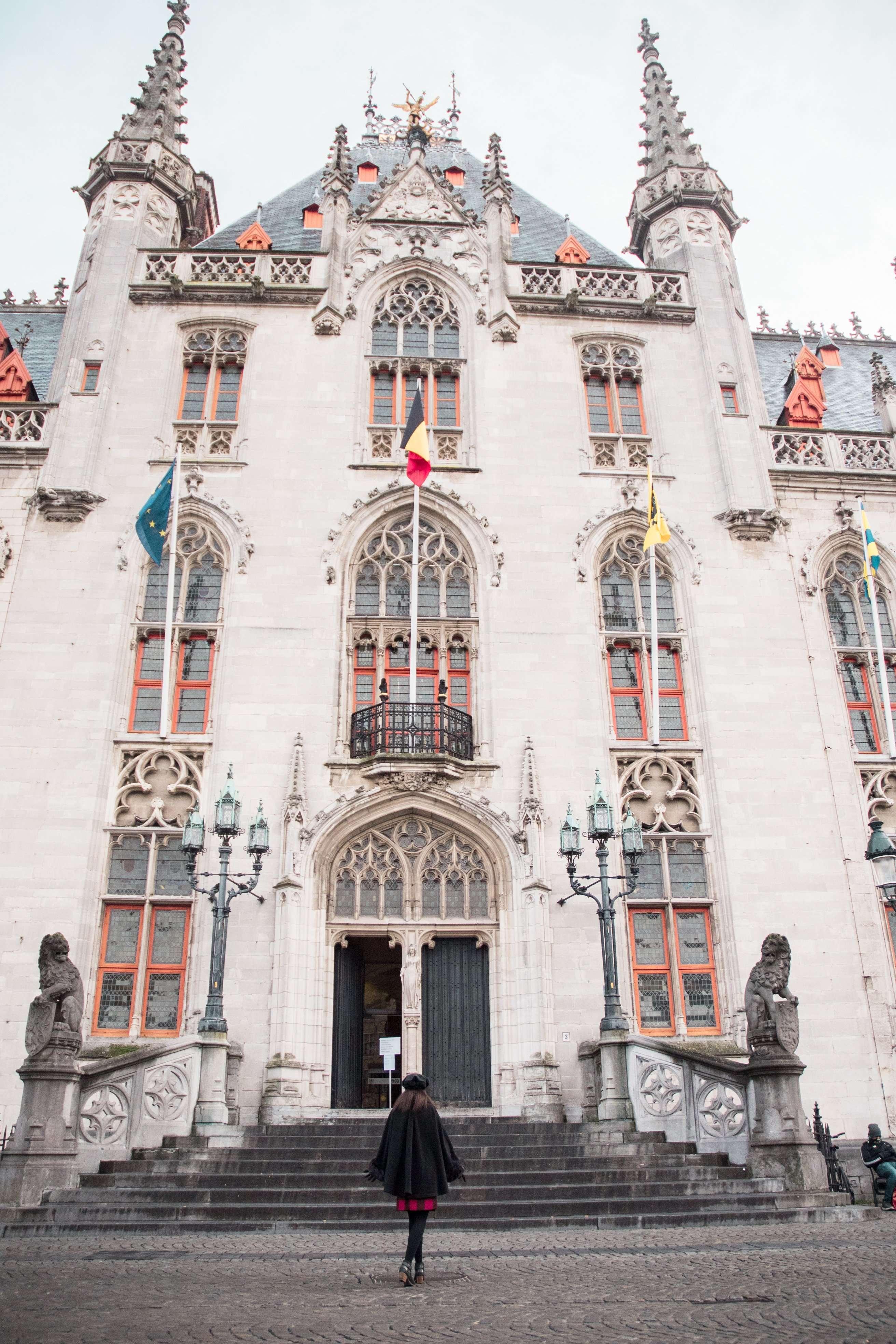 Provincial Palace, Bruges
