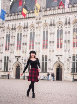 City Hall Bruges
