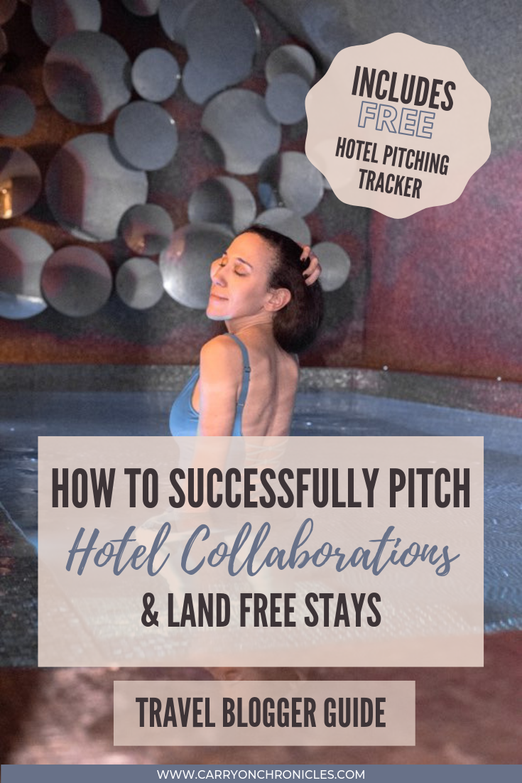 Travel Bloggers' Guide to Pitching Hotels