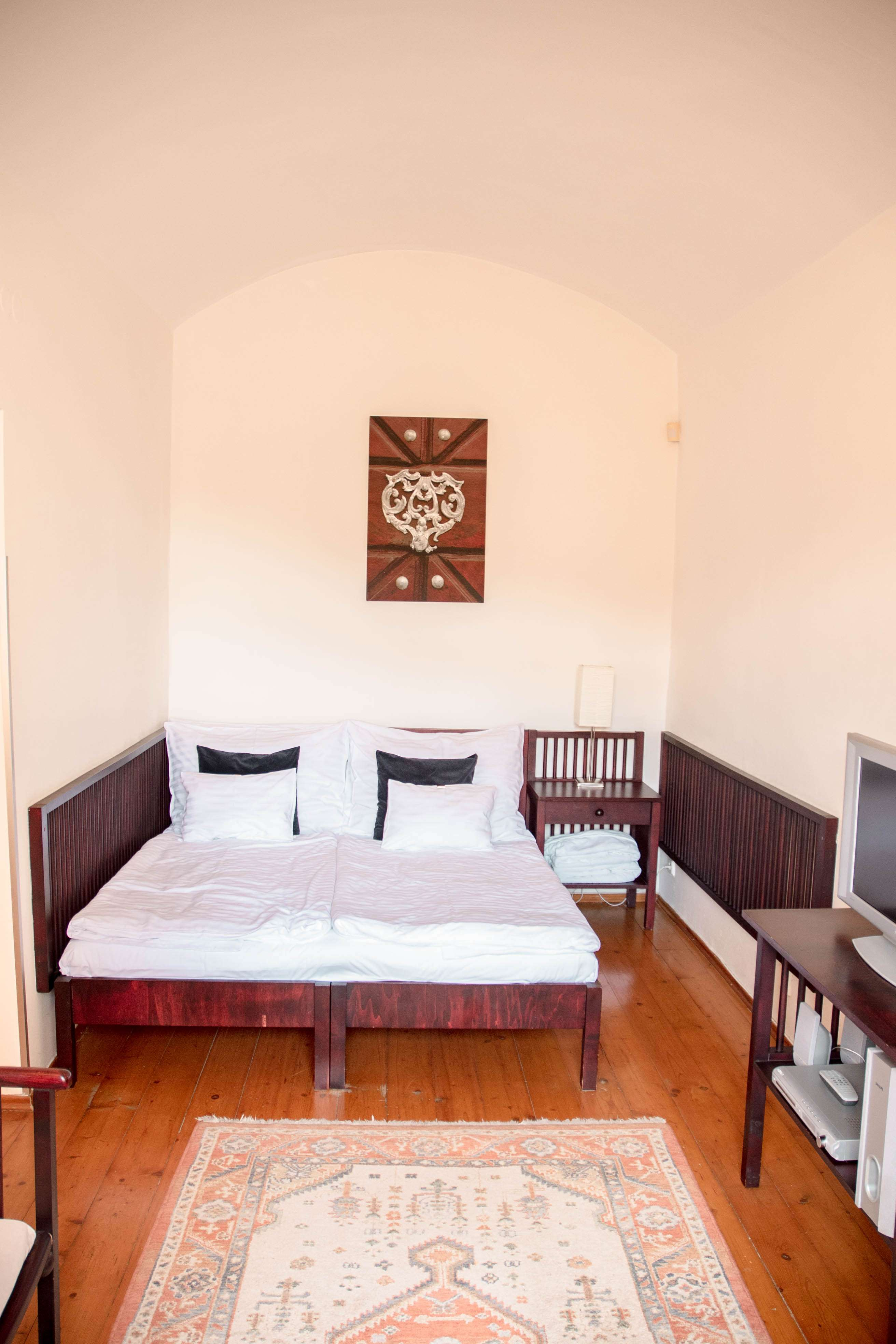 Bedroom at Domus Henrici