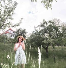 Exploring Petrin Hill in Prague
