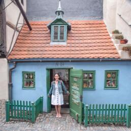 House No 19, Golden Lane, Prague Castle