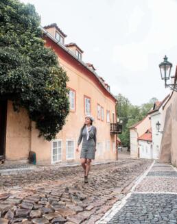 Wandering the streets of Nový Svět