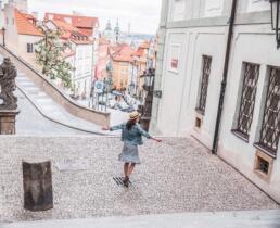 Nerudova Street Views