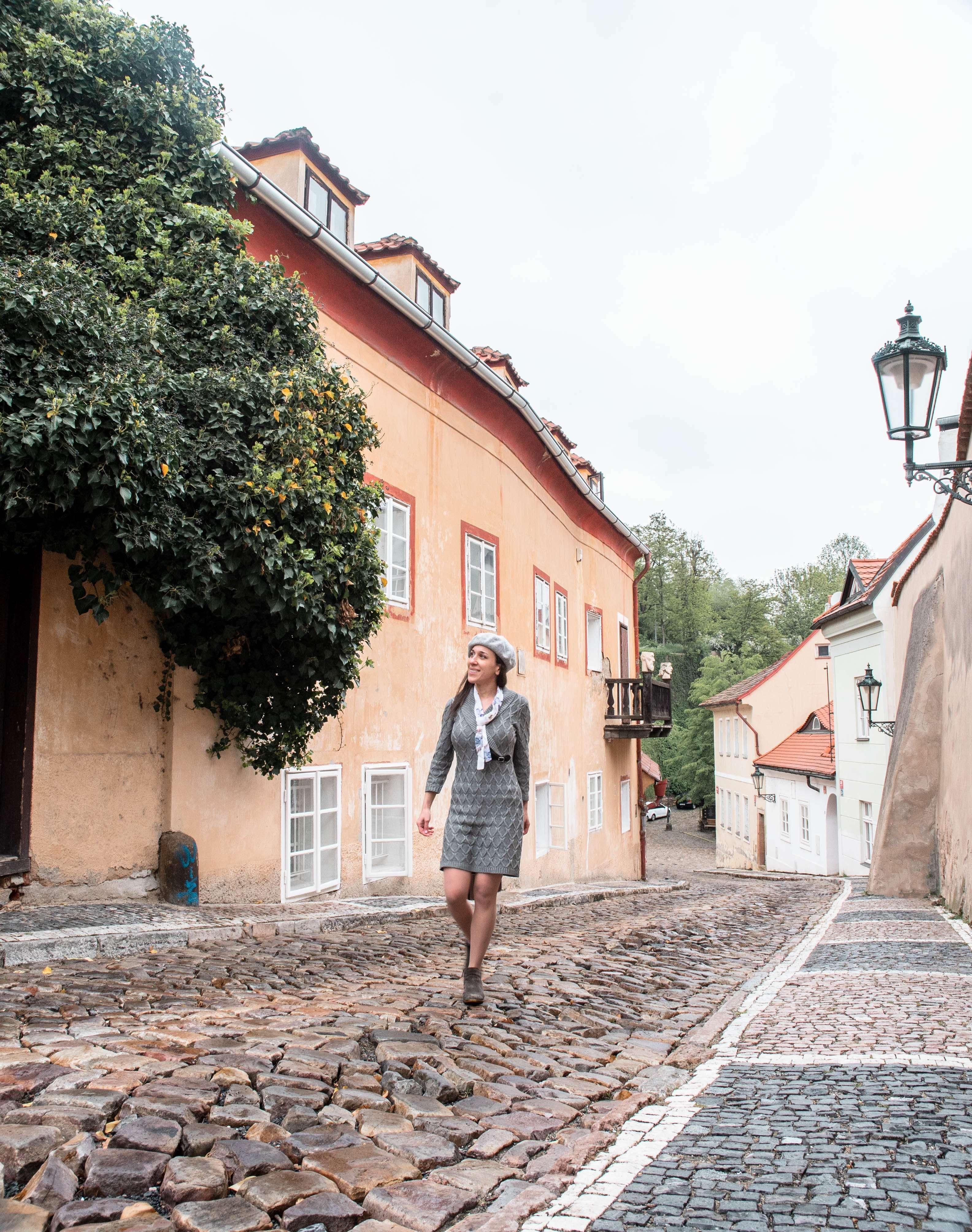 Novy Svet charming street