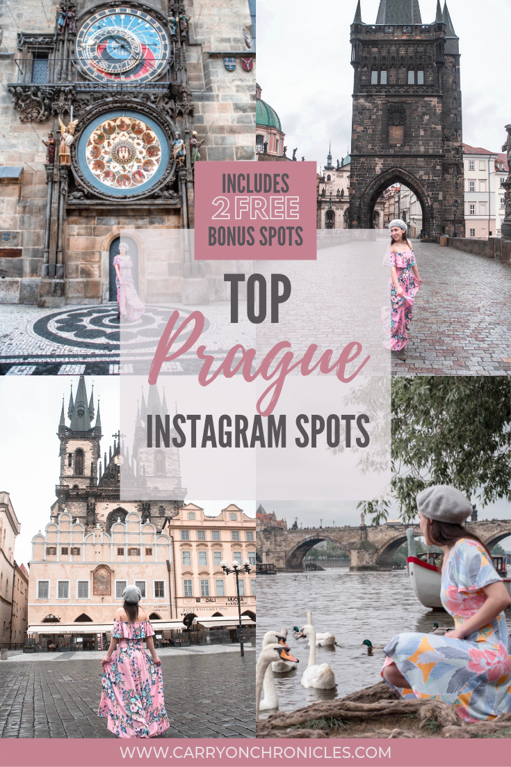 Prague Instagram Spots: Iconic Sights