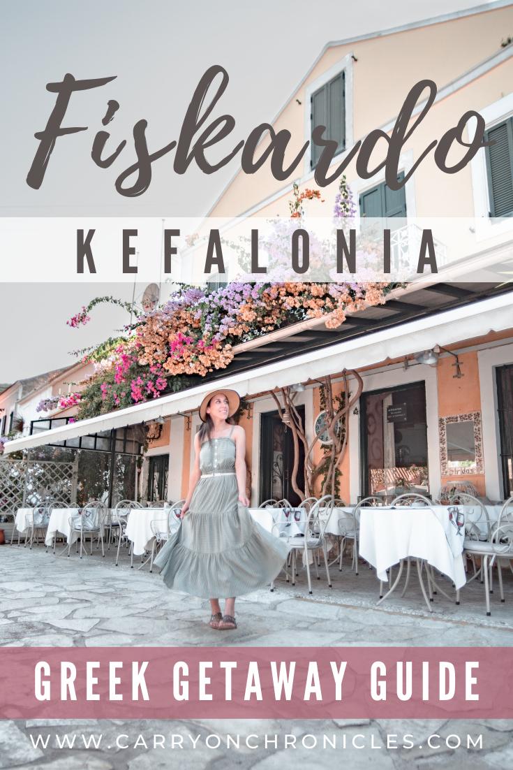 Fiskardo, Kefalonia: Greek Getaway Guide