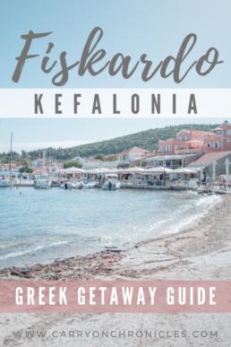 Fiskardo, Kefalonia guide
