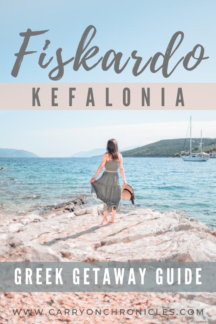 Fiskardo, Kefalonia