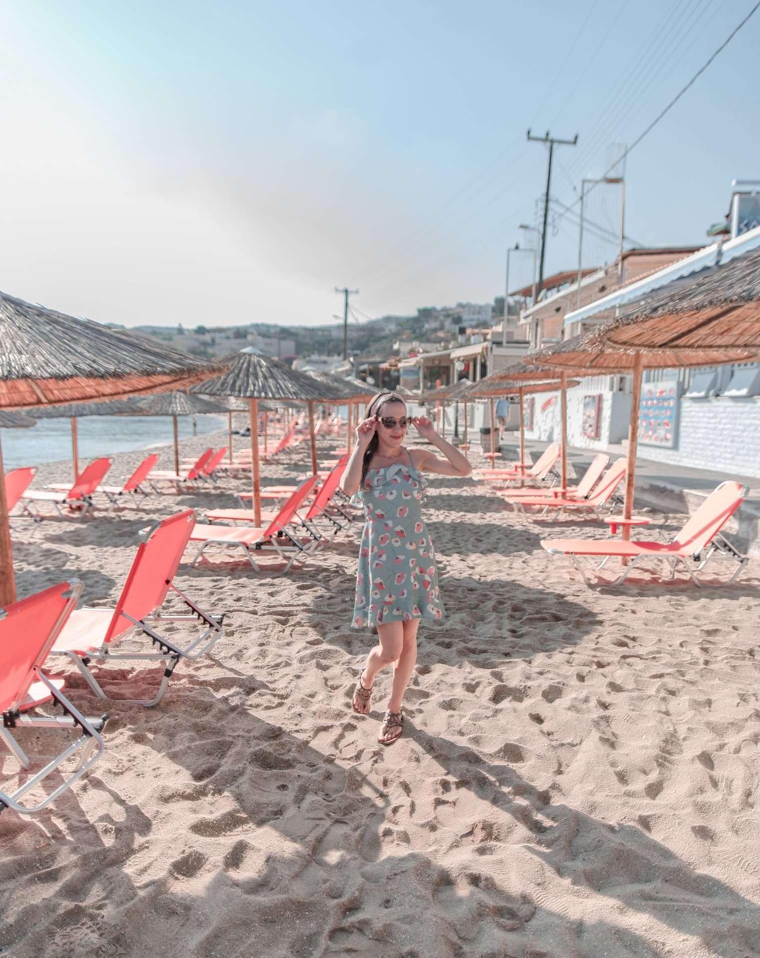 Agia Pelagia Beach, Crete