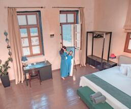 Alcanea Boutique Hotel bedroom
