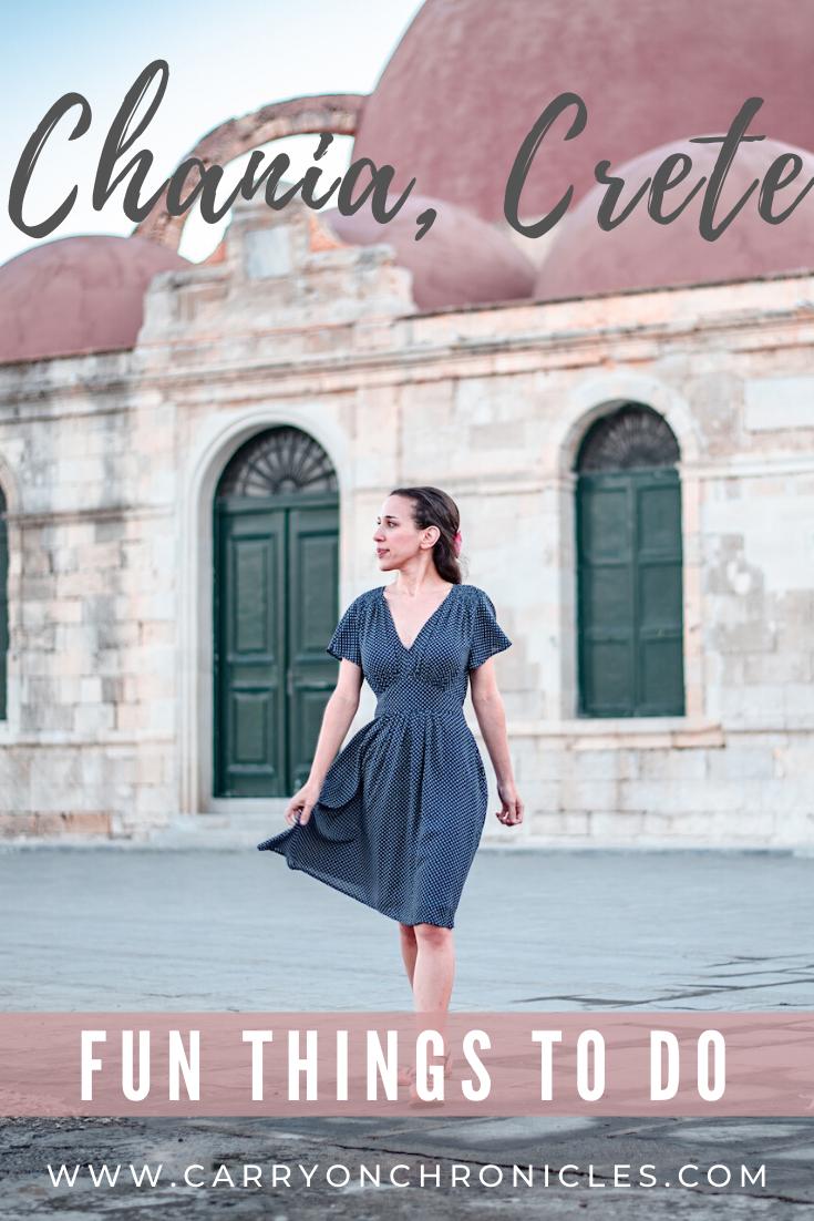 Chania, Crete Guide