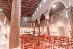 Municipal Art Gallery interior, Heraklion