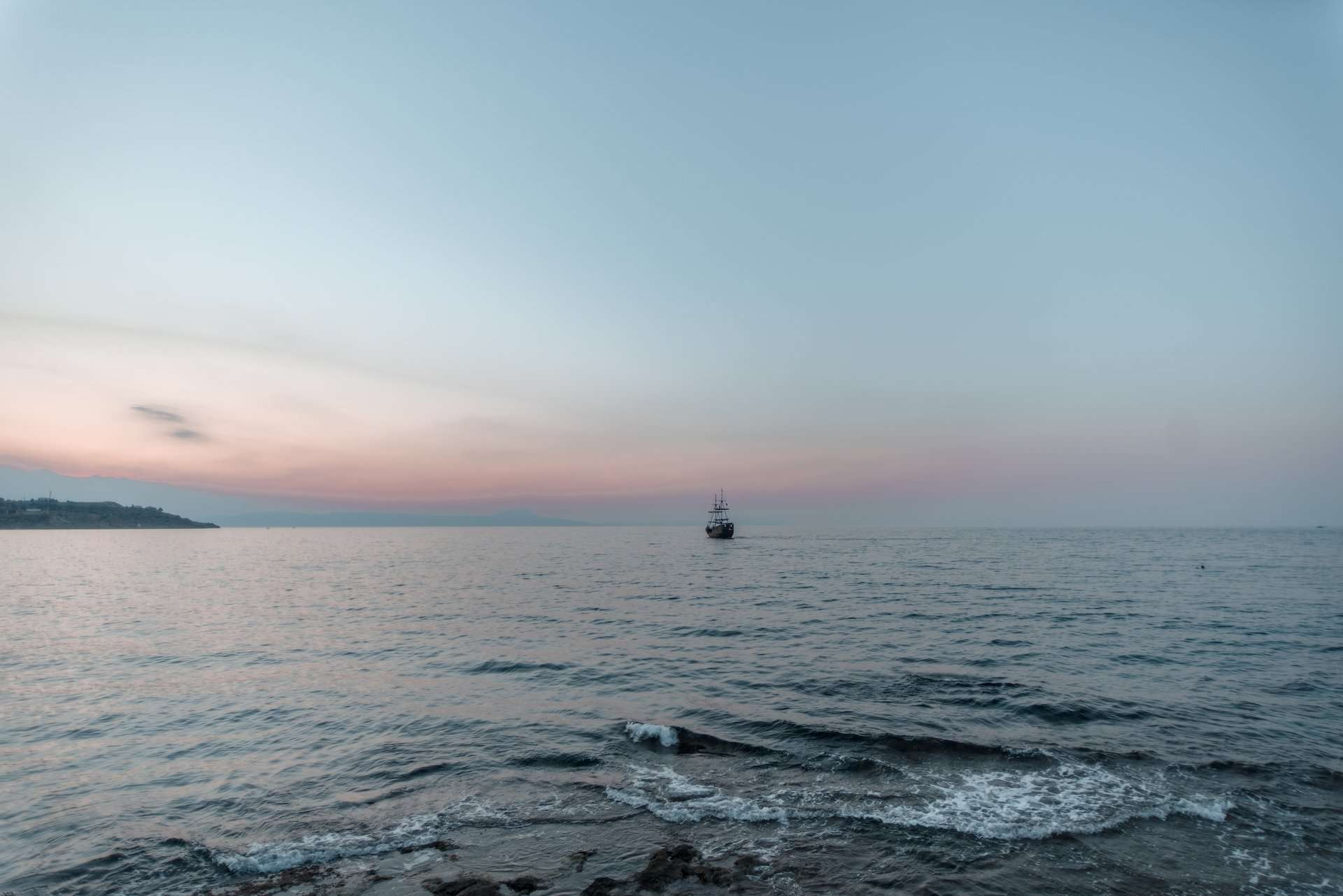 Rethymno, Crete sunset