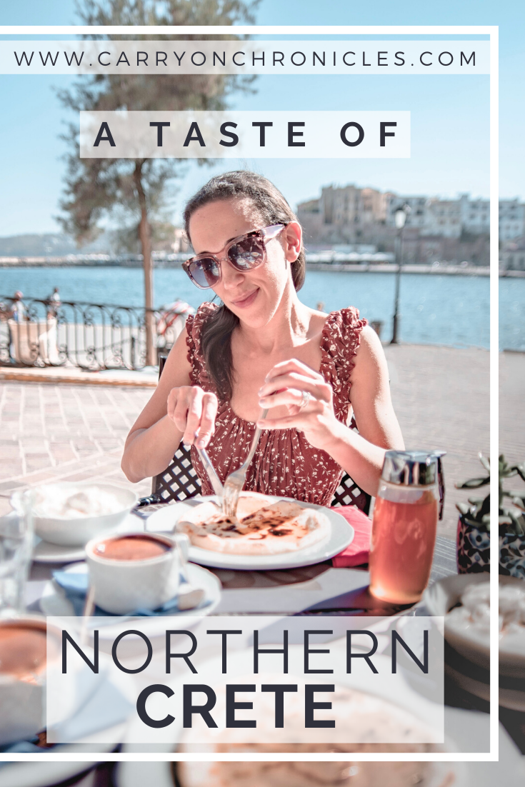 A Taste of Northern Crete: First Timer's Guide to Chania