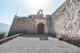 Assos Castle entrance, Kefalonia
