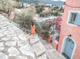 Views from Assos, Kefalonia