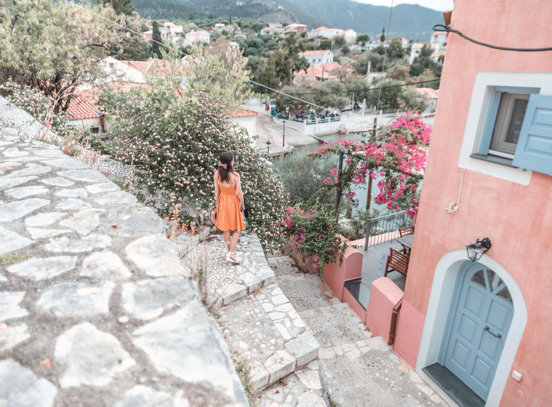 Views from Assos, Kefalonia
