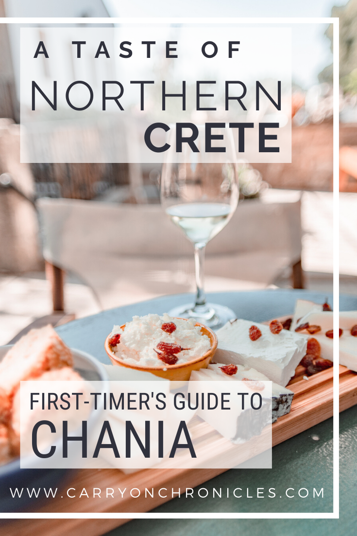 A Taste of Northern Crete: First-timer's Guide to Chania