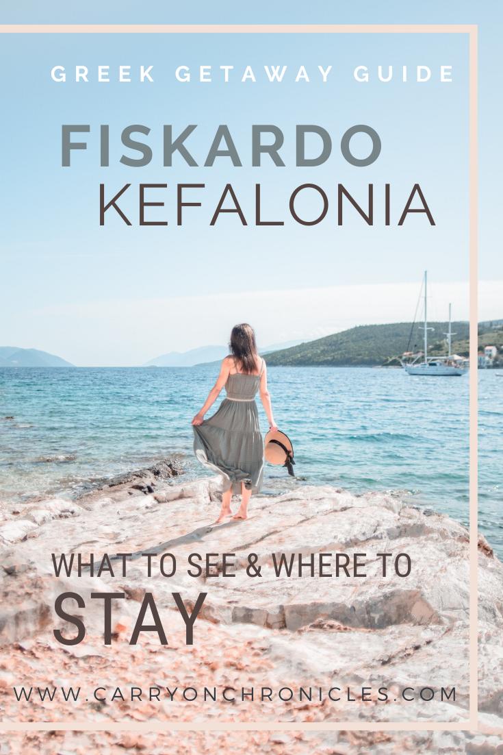 Fiskardo, Kefalonia: Greek Island Guide