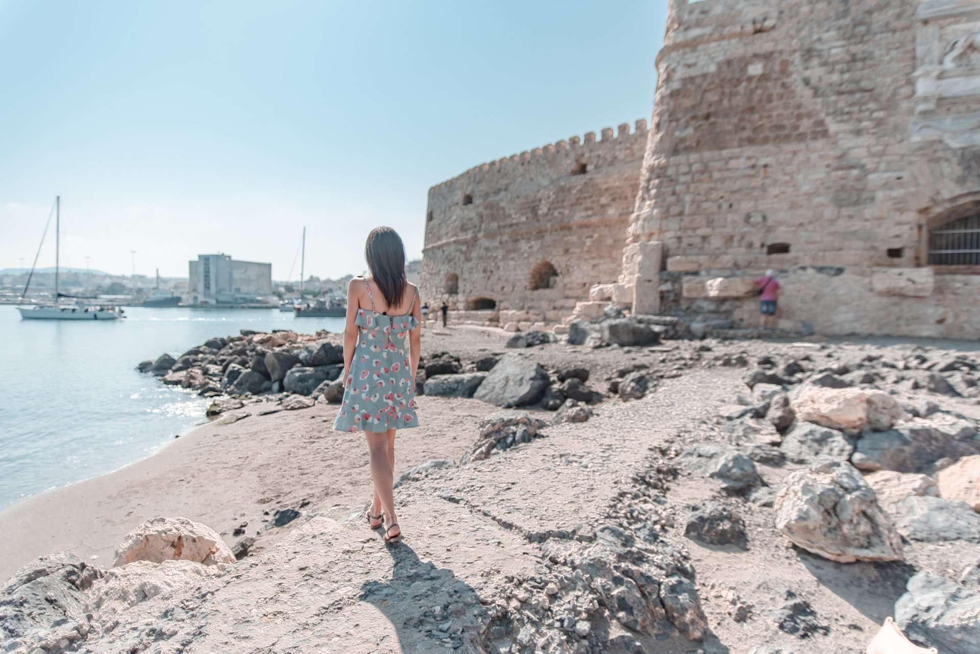 Heraklion: 30 minutes from Agia Pelagia