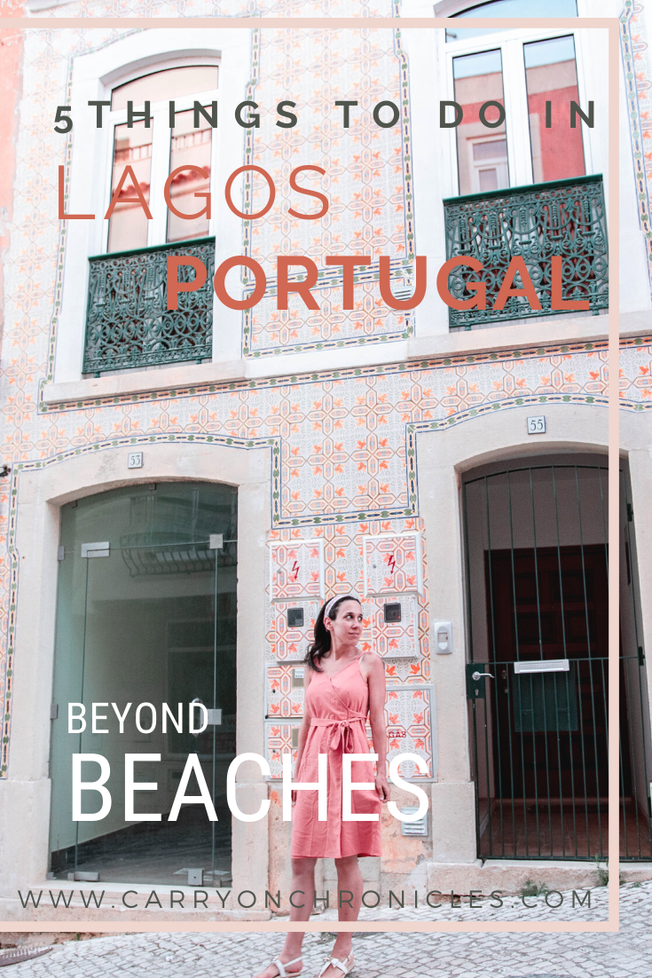 5 Things to Do in Lagos, Portugal Beyond Beaches