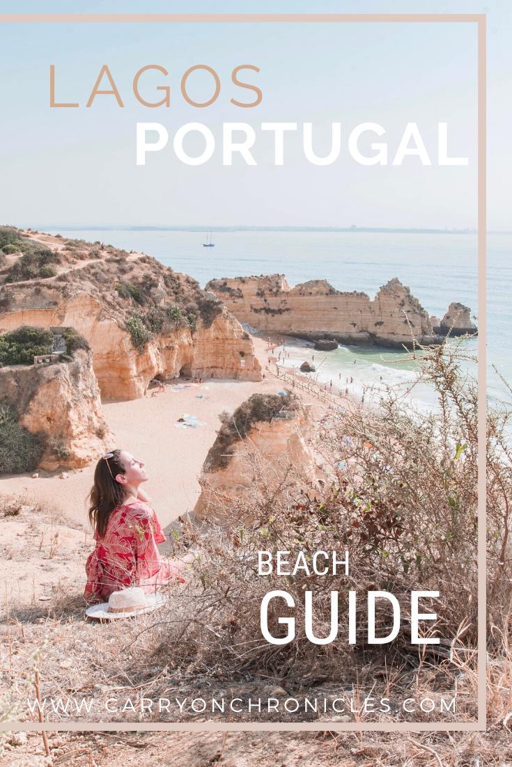Lagos, Portugal Beach Guide