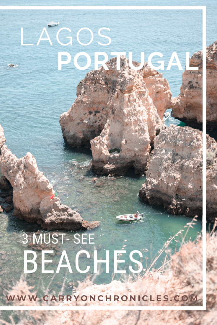 Lagos, Portugal: Must-see Beaches