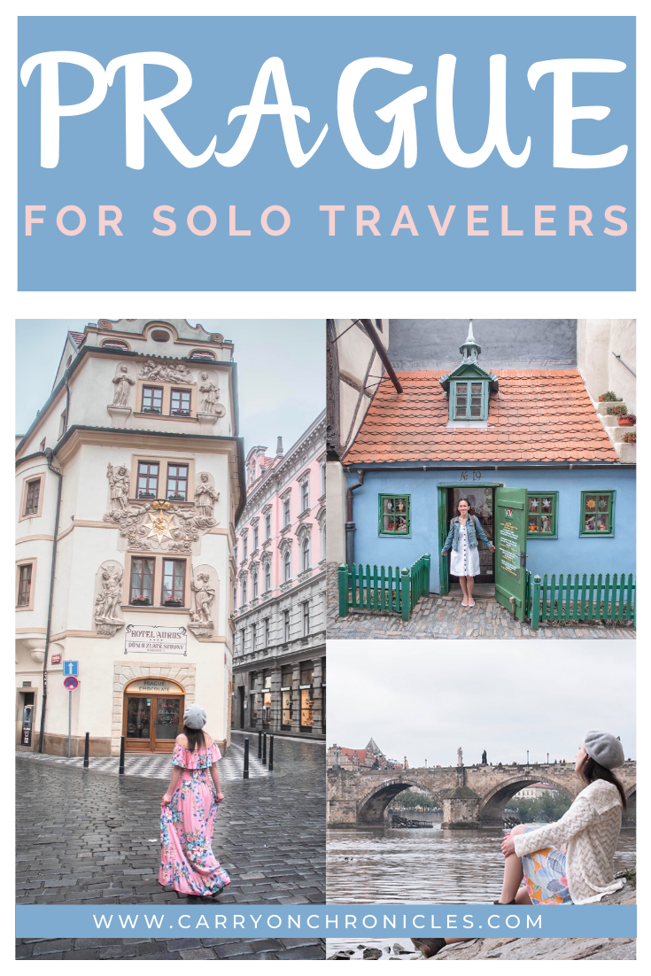 Prague, Czech Republic for Solo Travelers