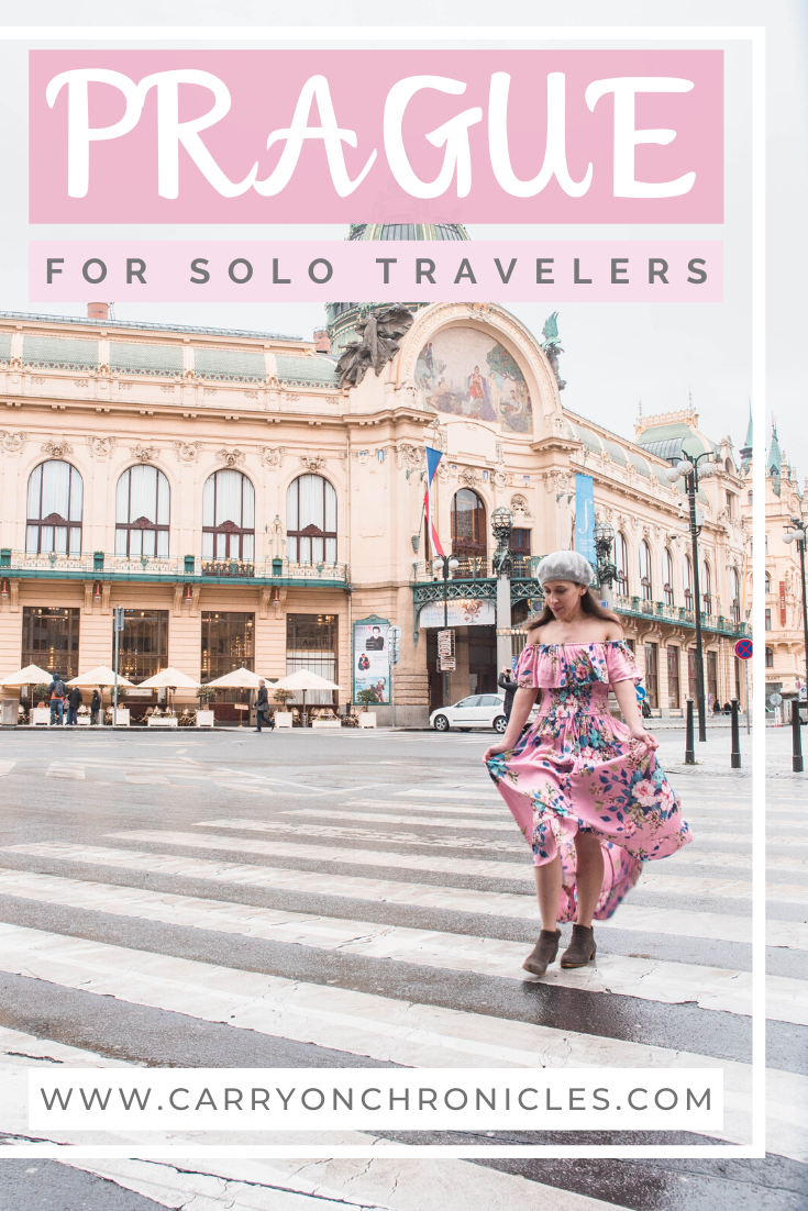 Prague for Solo Travelers