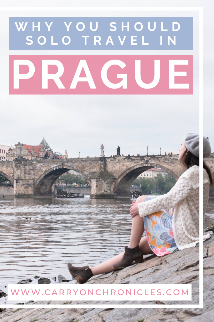 Why You Should Solo Travel in Prague