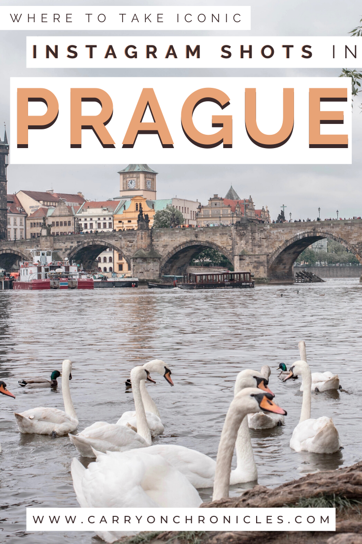 Iconic Instagram spots in Prague