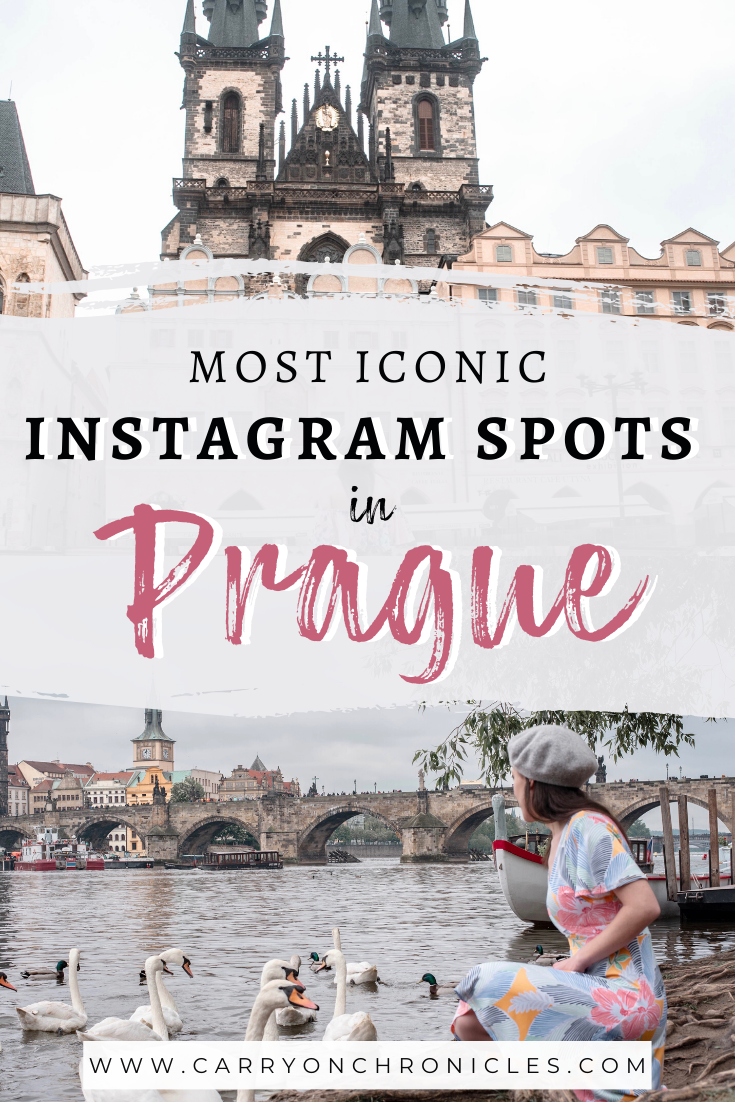Top Prague Instagram Spots: Iconic Sights