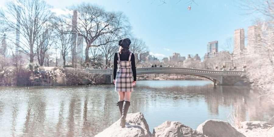 Central Park Instagram spots