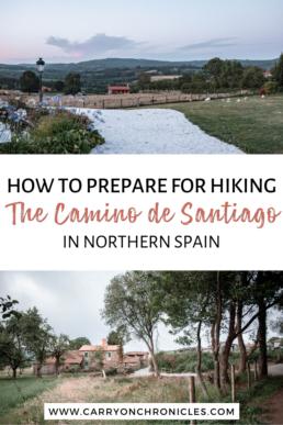 Hiking the Camino de Santiago