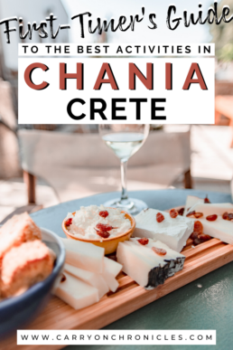 First-timer's guide to Chania, Crete