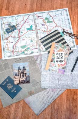 Planning out a trip