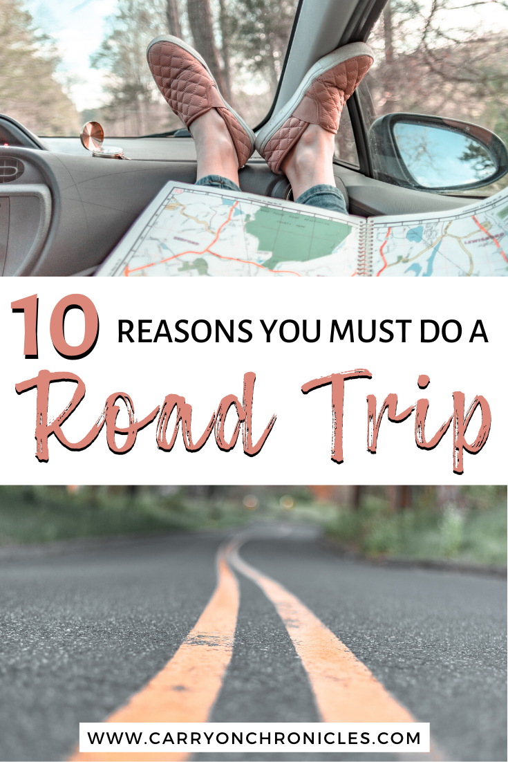 Reasons you must do a road trip