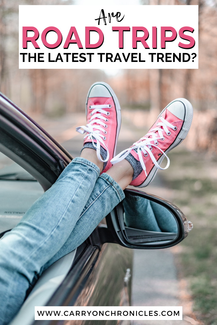 Are road trips the latest travel trend?